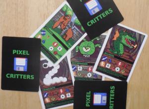 Pixel Critters